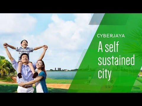 MultiMedia Super Corridor – Cyberjaya – A self-sustained city