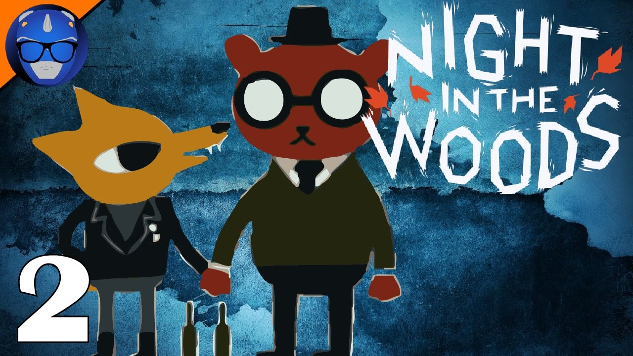 Night In The Woods Mae Porn