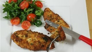 Nonna's Chicken Cutlets - Rossella's Cooking with Nonna