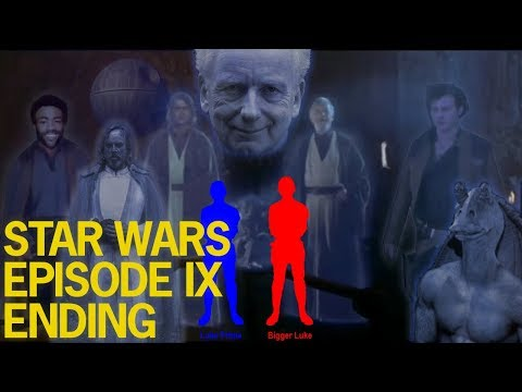 [Vinesauce] Star Wars: Episode IX Ending