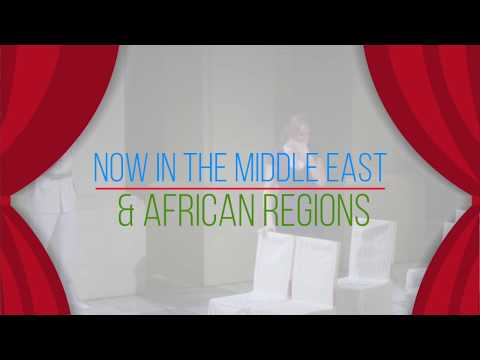 Digital Theatre + Now in Middle East & African Regions