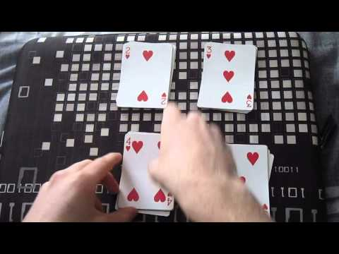 Story Teller Card Trick and Tutorial
