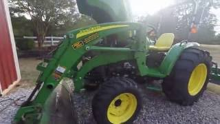 John Deere 4105 Compact Utility Tractor Review
