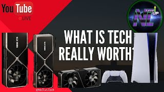 What is Tech Really Worth? Feel Good Friday!