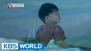 Triplets' House - Daddy, wake up! (Ep.85 | 2015.07.12)