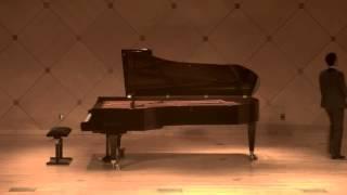 DMA Recital: Xiaoying Wen, Piano; Recital starts 10/17/2015 at 7:30PM AZ time