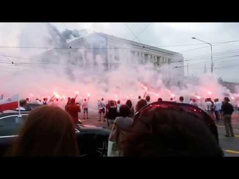 70th Anniversary of Warsaw Uprising 1.08.2014