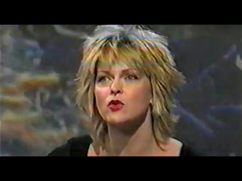 Pat Kenny Show: Toyah Interview (1995)