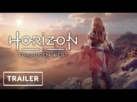 Horizon 2: Forbidden West - Reveal Trailer | PS5 Reveal Event