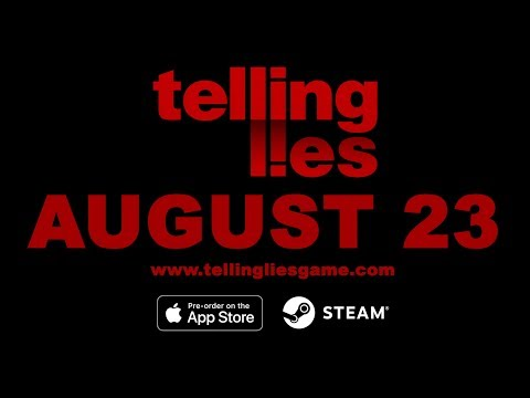 Sam Barlow's Telling Lies thriller game debuts on August 23