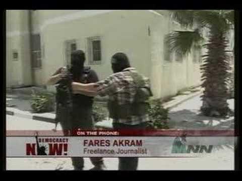 Hamas Controlled Gaza: Day 1