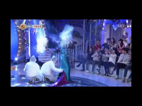 Frozen Let It Go (korean comedy version)