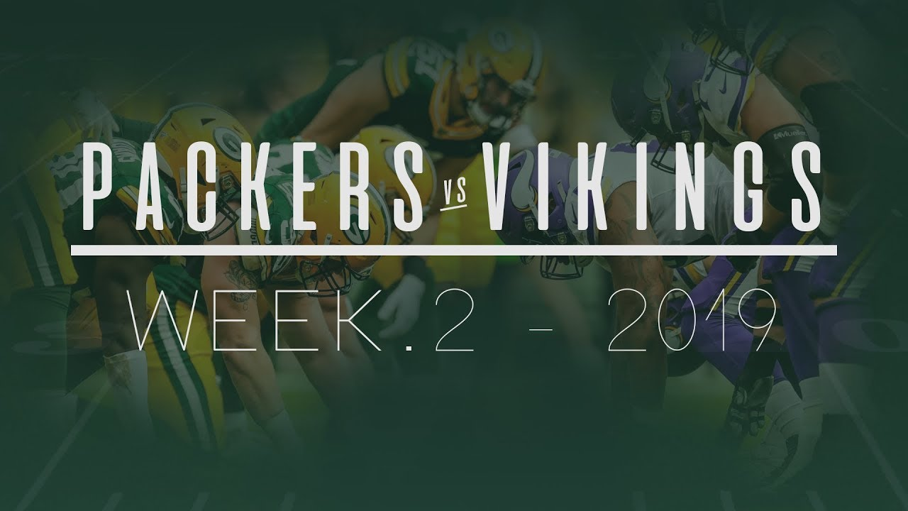 Watch it again: Packers outlast Vikings in home opener