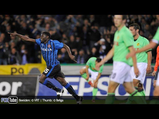 2008-2009 - UEFA-Cup - 02. 1ste Ronde - Club Brugge - Young Boys Bern 2-0