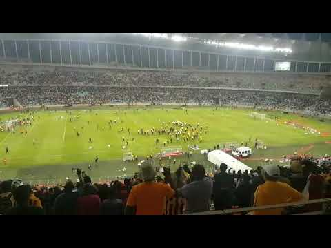 Free State Stars v Kaizer Chiefs chaos