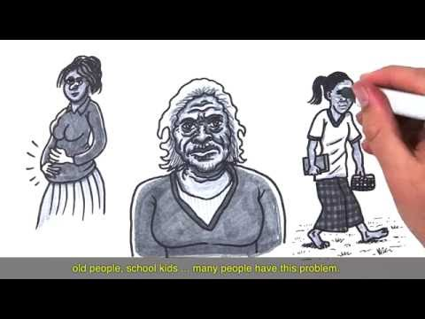 Incontinence Sketch - Female - Pitjantjatjara
