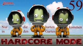 Kerbal Space Program 0.23.5 Hardcore [DE|HD] #59 - Jetzt aber!