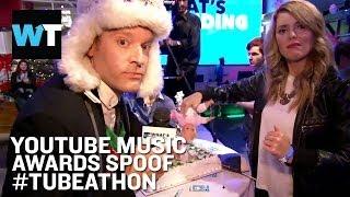 YTMA Grace Helbig & Freddie Wong Parody   #Tubeathon