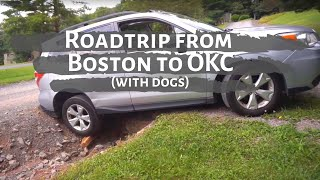 Road Trip Boston-OKC |VLOG