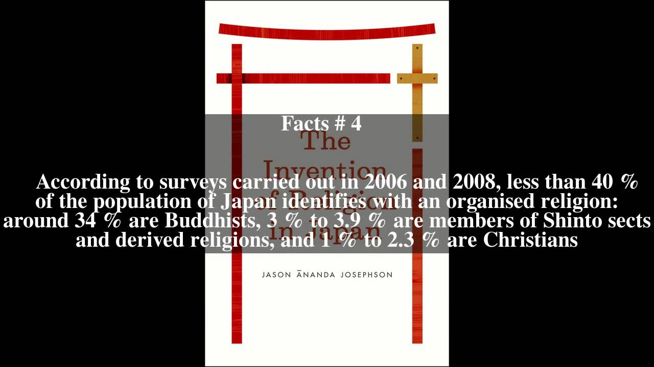 Religion In Japan Top Facts YouTube - Top 3 religions