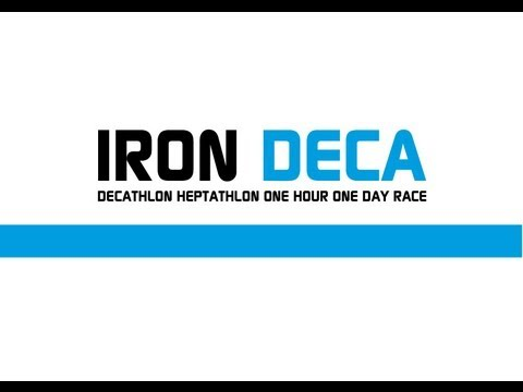 Combined Events Décathlon Heptathlon in 1 hour / The one hour decathlon with Romain Barras