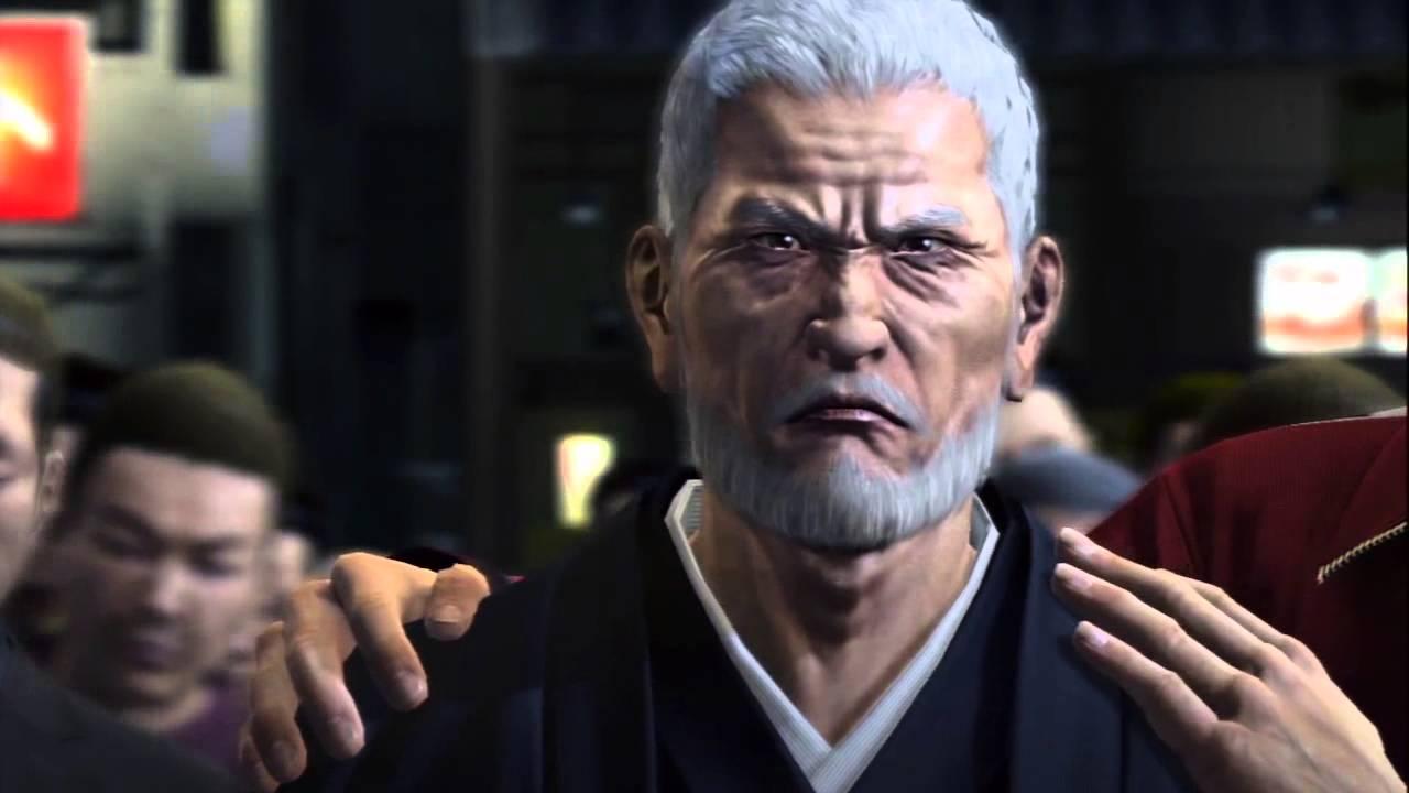Yakuza 5 - The Last Battle : Vs Majima, Baba, Kanai and Aizawa