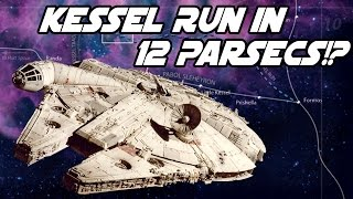 Why is the Millennium Falcon so FAST!?   Desk...