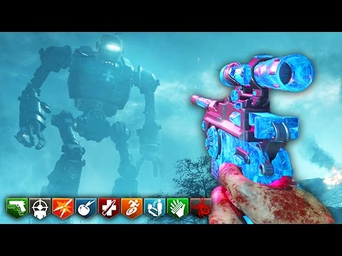 FULL ORIGINS EASTER EGG & PACK A PUNCH CHALLENGE! - BLACK OPS 3 ZOMBIES CHRONICLES GAMEPLAY!