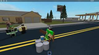 Best Drummer Ever ROBLOX STYLE!