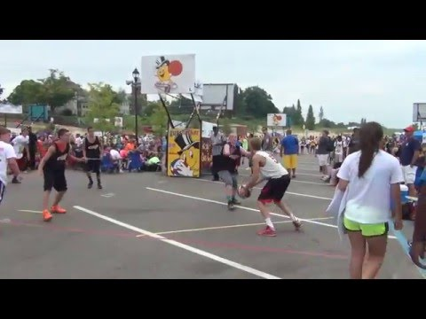 16U Michigan Cagers - 07/26/2014 South Haven Gus Macker