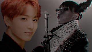 BTS X 2NE1 - I AM THE BEST IDOL (MASHUP)