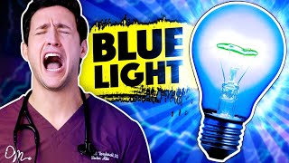 What Blue Light Actually Does To Your Body (and what you can do about it)