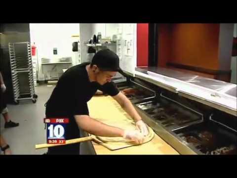 Mellow Mushroom On Fox 10 News