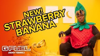 KSI's Strawberry Banana G FUEL