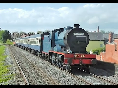 RPSI South Munster Tour - Steam + Diesel