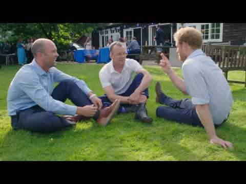 Heads Together | Jonathan Trott & Physio Mark Saxby On Pressure in Cricket & Reaching Out