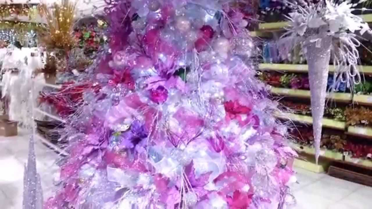 Varias Ideas Para Decorar Arbol Blanco De Navidad 2019 Youtube