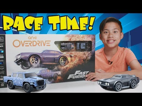Anki: OVERDRIVE: FAST & FURIOUS EDITION!!! Family Race Time!