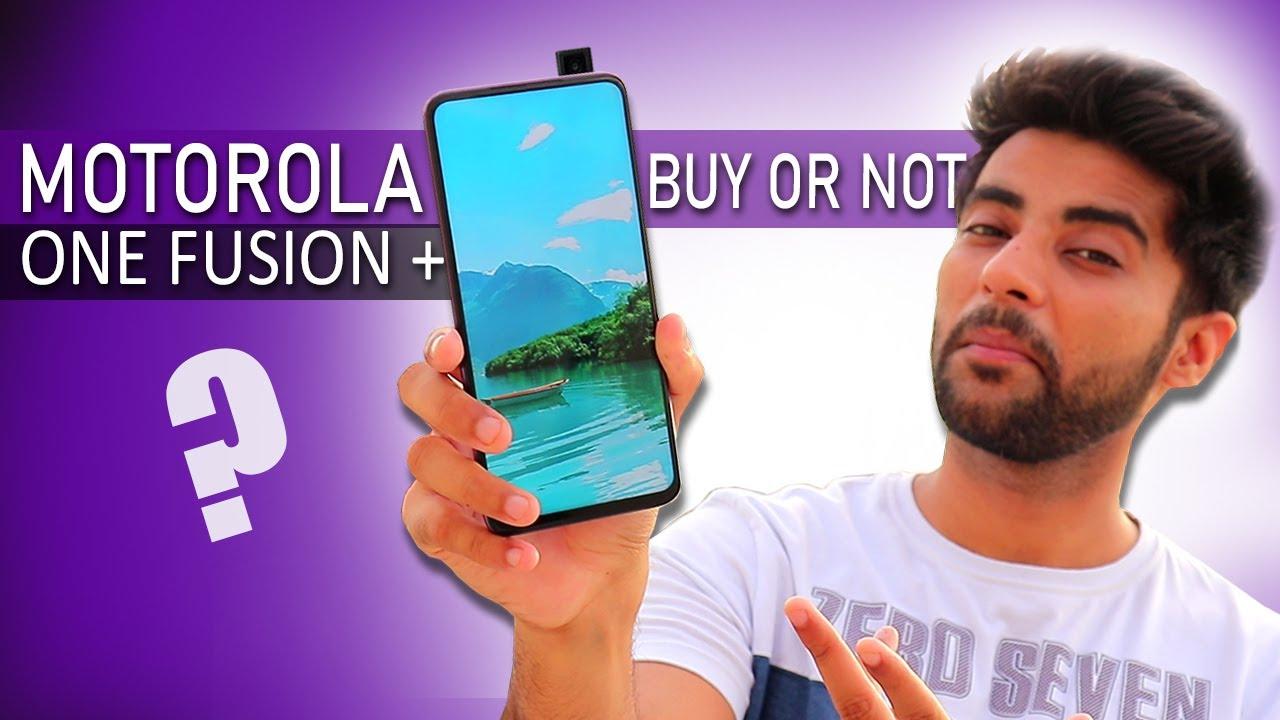 Motorola One Fusion Plus - Buy or Not ?  🔥