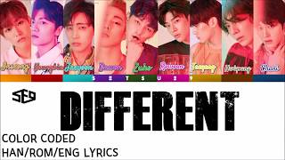 sf9 different 달라