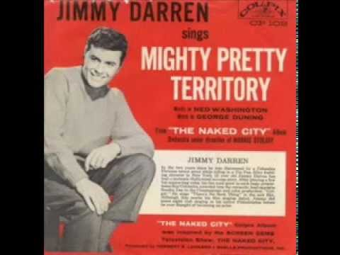 Jimmy Darren   Mighty Pretty Territory