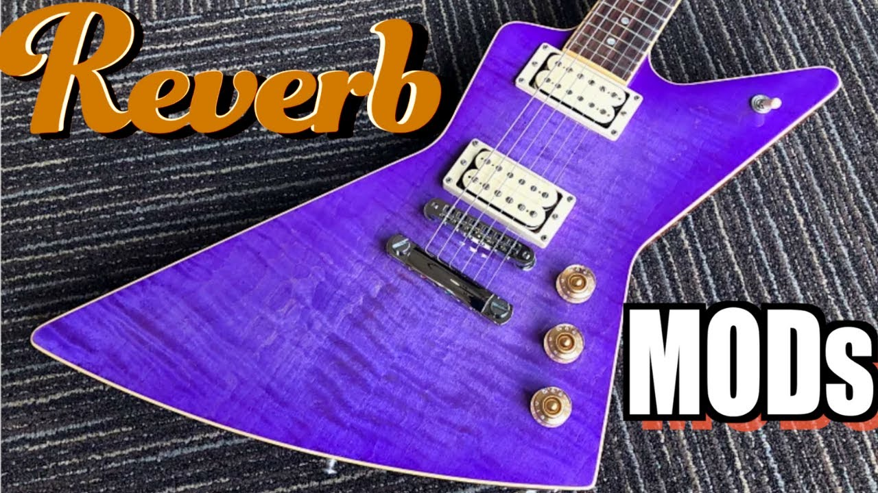6 Guitars That Caught Me Off-Guard | WYRON | Modded Gibsons on Reverb