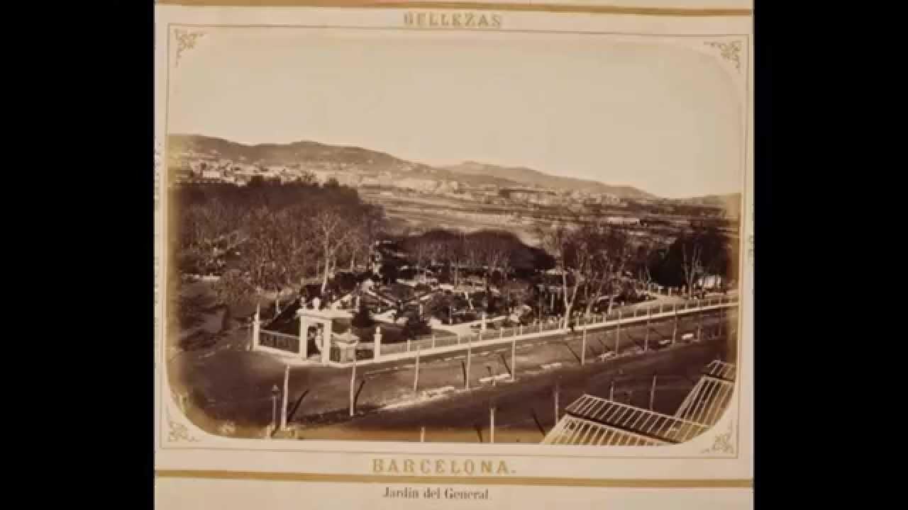 Barcelona fotos antiguas del a o 1850 youtube - Fotos antiguas de macael ...