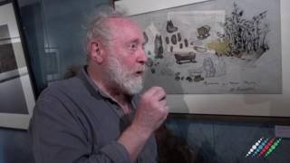 «Художник рисует фильм». Выставка к 75-летию Юрия Норштейна.