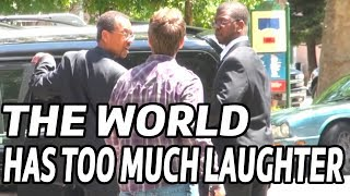 "The Pooter Prank GONE SERIOUS! - ""The World Has Too Much Laughter"""