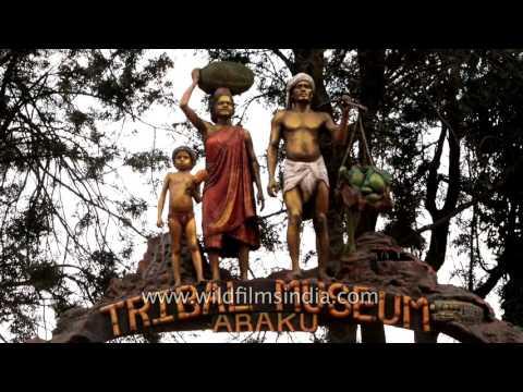 The Tribal Museum Araku in Araku Valley, Andhra Pradesh