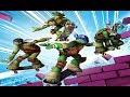 Черепашки ниндзя Легенды TMNT Legends 33 Мульт игра для детей Мобильные игры mp3