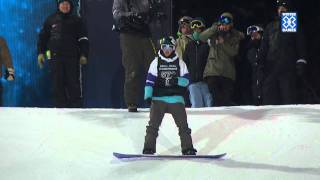 Winter X Games 2012: Kelly Clark's Journey to Gold
