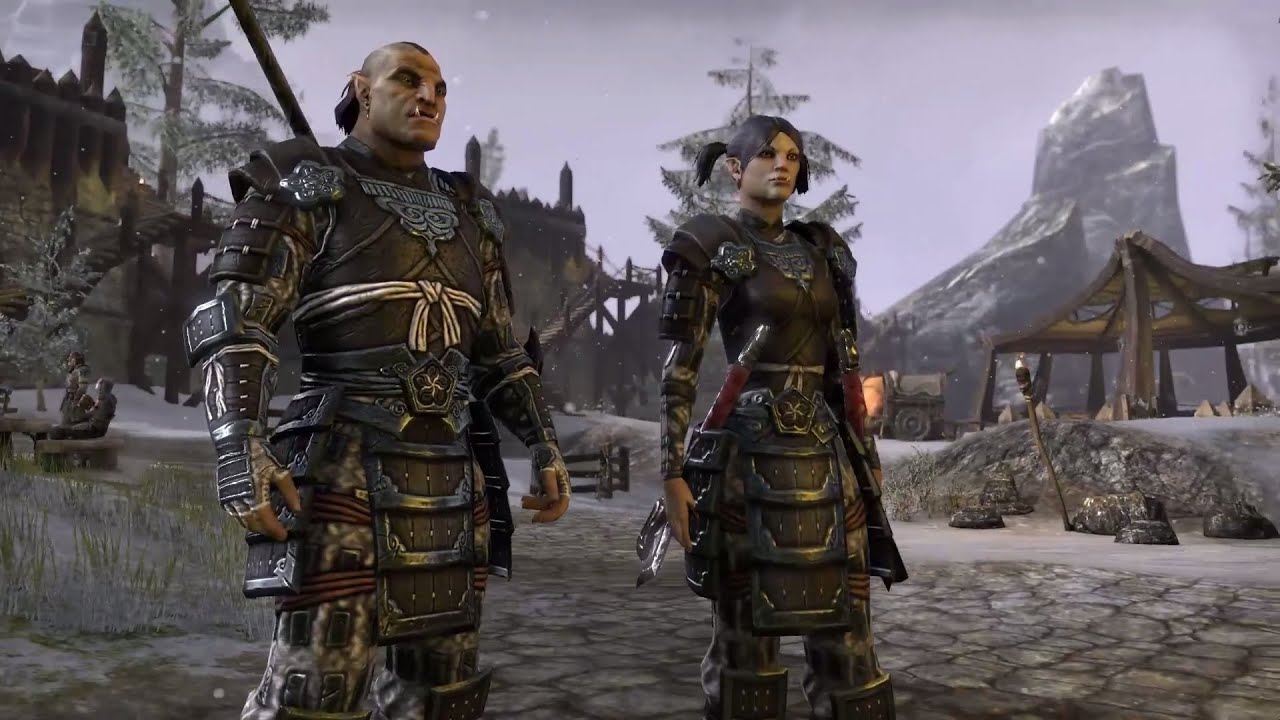 Elder Scrolls Online Best Nightblade Breton Build