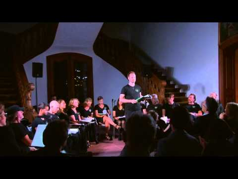 TEST The Rock Opera -- Act I from sing-through Sept. 25, 2014